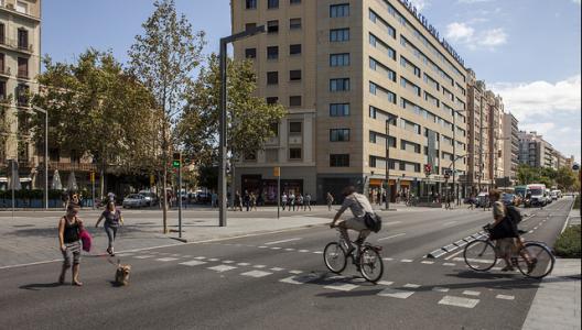 L'habitatge és un dret fonamental per a l'Ajuntament de Barcelona.